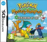 Pokémon Mystery Dungeon Explores