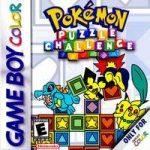 Pokémon Puzzle Chalenge