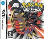 pokémon platinum nintendo ds