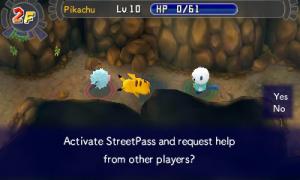 Využití StreetPass