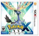 Pokémon X - boxart