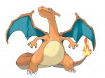 Charizard ze hry Pokémon X a Pokémon Y na Nintendo 3DS