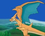 Mega Evoluce Pokémona Charizarda 1