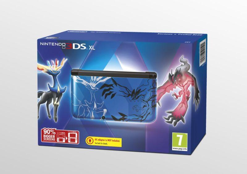 Speciální balení Pokémon hry Nintendo 3DS XL