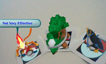 souboj pokémonu ohnivý typ silný
