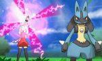 Pokémon trenér ze hry Pokémon X a Pokémon Y na Nintendo 3DS 3