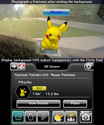 Ukázka Pikachu Pokémon Karty