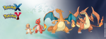 Charmander_ Charmeleon_Charizard_Mega_COVERS