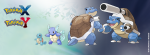 Squirtle_Wartortle_Blastoise _Mega_COVERS