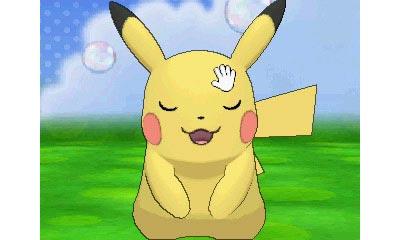 Hlaďte Pokémona Pikachu